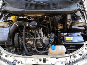 Fiat siena 2001 Manual